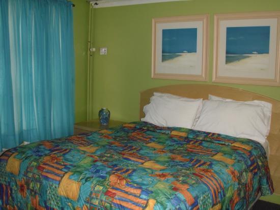 Miami Resort Motel : Room 8/Jacuzzi room