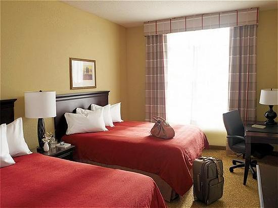 Country Inn & Suites By Carlson, Midland: 2 Queen Bedroom