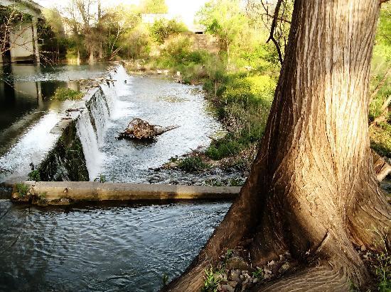 Landmark Inn State Historic Site: A short walk away and nature's beauty awaits.