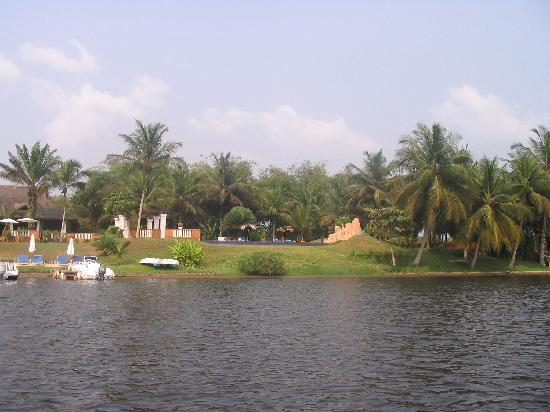 Assinie, Ivory Coast: The lagoon