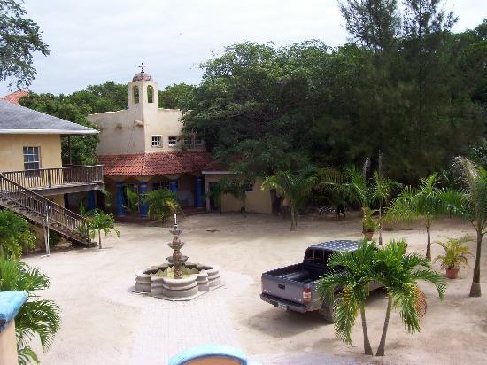 Caribe Tesoro: View from my room