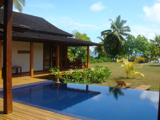 Four Seasons Resort Seychelles at Desroches Island: Villa