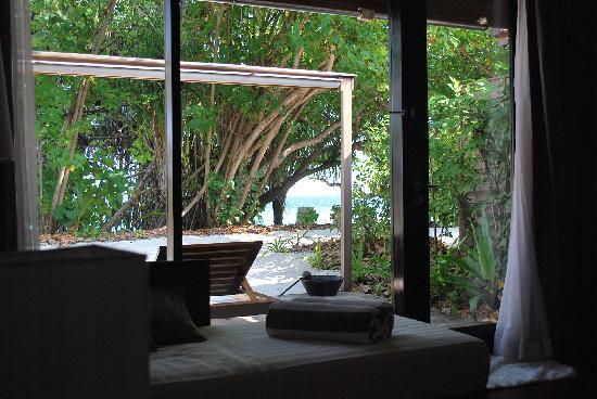 Lily Beach Resort & Spa: Beach View