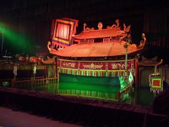 Thang Long Water Puppet Theater: Thang Long Water Puppet Theatre
