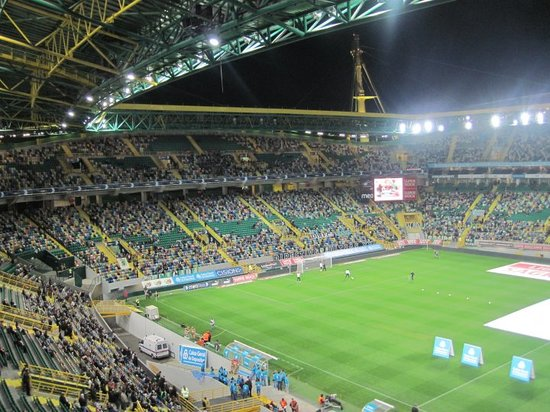 ‪Estadio de Alvalade‬