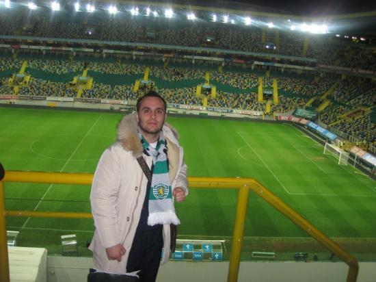 Estadio de Alvalade: Estadio José Alvalade