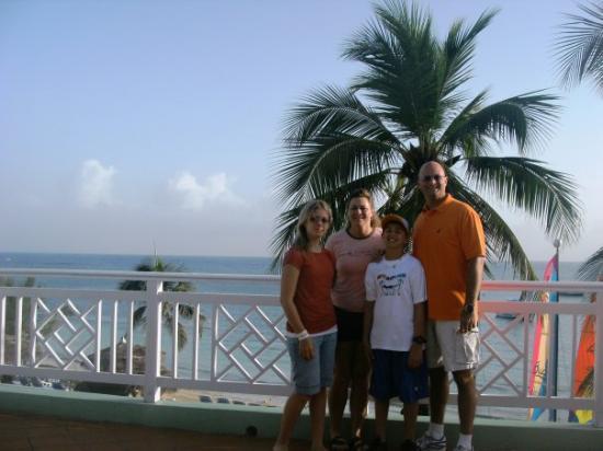 Beaches Ocho Rios Resort & Golf Club: Celebrating Kris's 40th in Jamaica Ya Mon