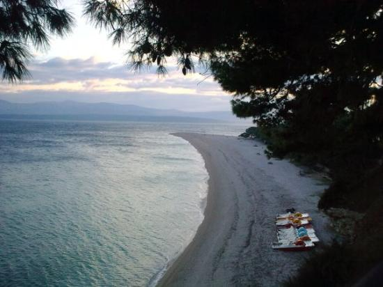 Brac Island, Croatia: Zlatni rat