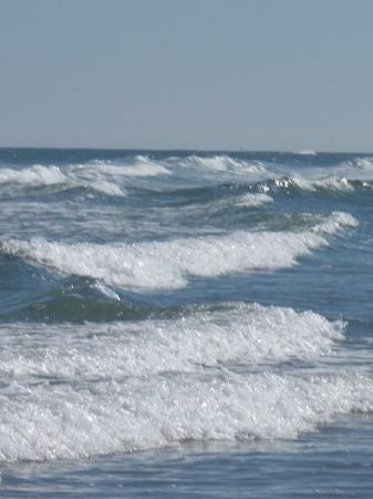 Wildwood Beach: I miss the ocean!