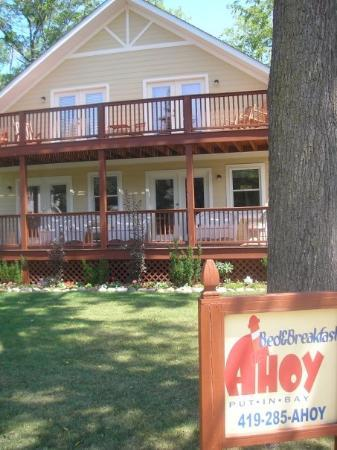 Put in Bay, OH: Ahoy Bed and Breakfast
