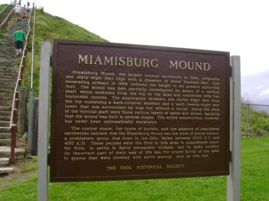 Miamisburg Mound (Indian Burial Mound)