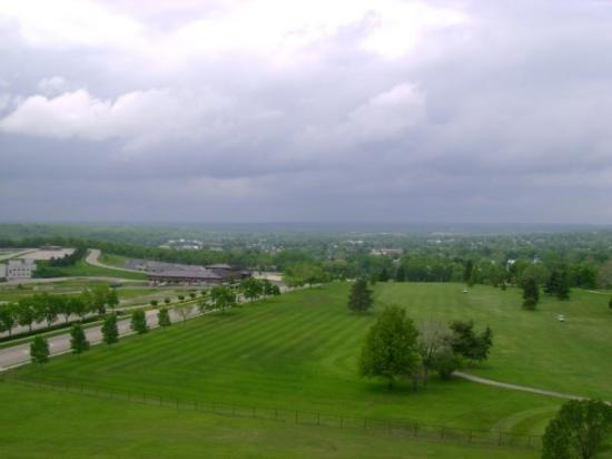‪‪Miamisburg‬, ‪Ohio‬: Miamisburg Mound (Indian Burial Mound)‬