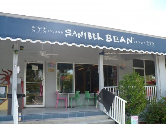 Sanibel Bean : our fav cafe ever