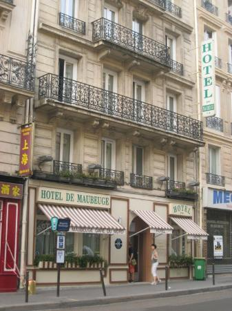 Hotel Maubeuge Gare Du Nord Photo
