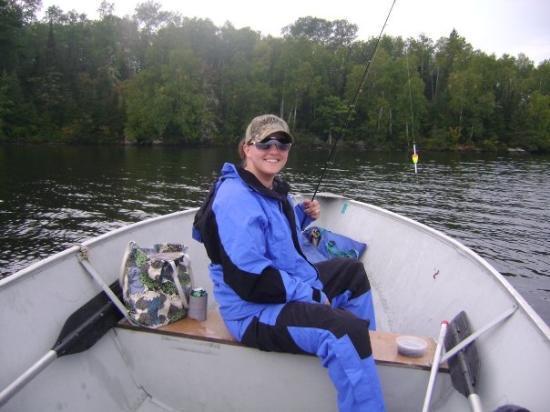 Ely, MN: Fishin