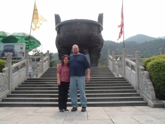 Ding Hu Shan, Zhaoqing City, China - Picture of Zhaoqing ...