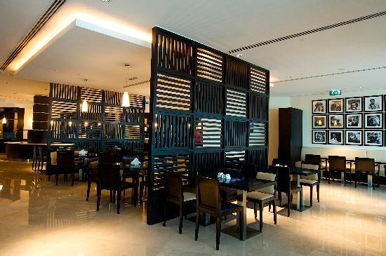 فندق هولدي ان اكسبرس: Great Room Restaurant