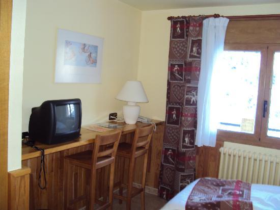 Hotel Bruxelles: Televisor TDT