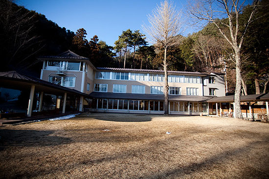 Lakeside Kawaguchiko Sunnide Resort: Hotel biulding