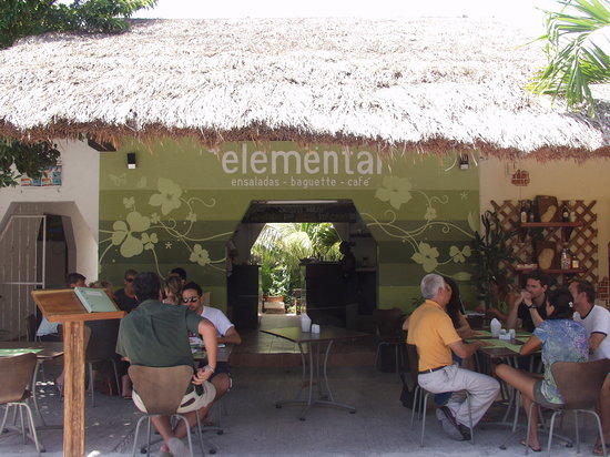Element Fusion Restaurant : The Restaurant