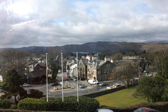 The Windermere Hotel: View from room