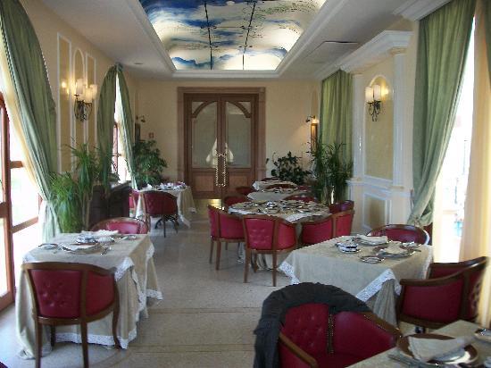 Parco dei Principi Hotel: breakfast area