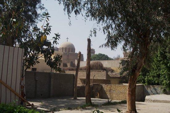 El Cairo, Egipto: citta' copta