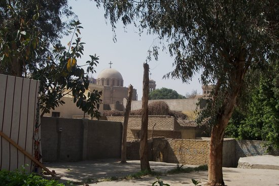 Cairo, Egito: citta' copta