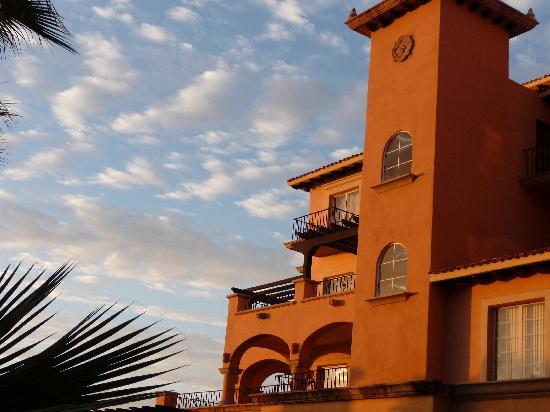 Sheraton Grand Los Cabos Hacienda Del Mar Beautiful Mexican Style Architecture