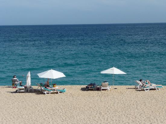 Sheraton Hacienda del Mar Golf & Spa Resort Los Cabos: Sparsely populated private beach