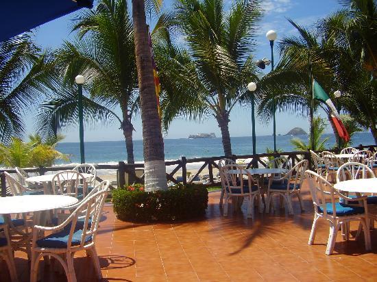 Barcelo Ixtapa: Resto pour diners et déjeuner week-end