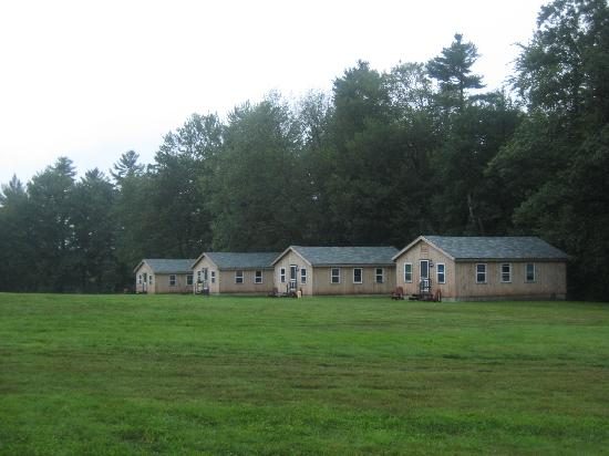 Medomak Family Camp and Retreat Center: Cabins