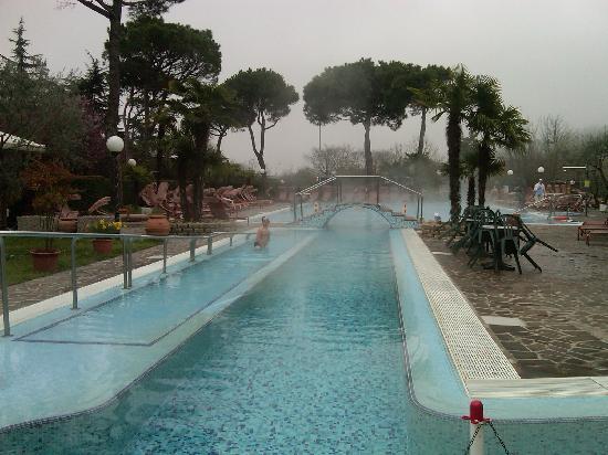 Petrarca Hotel Terme: piscina esterna 1