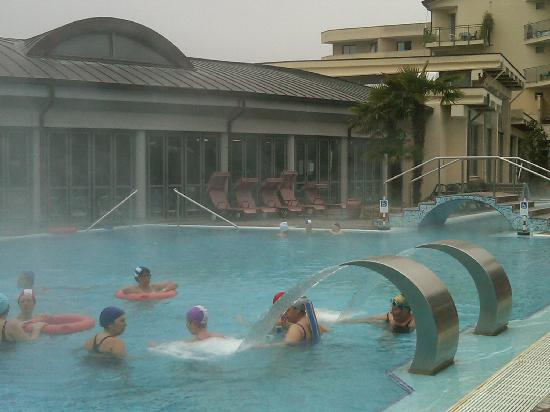 Petrarca Hotel Terme: piscina esterna 2