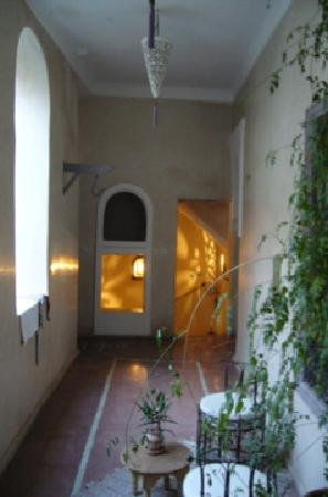 Riad les Inseparables: from our room