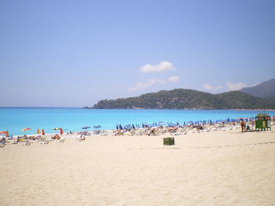 Celay Hotel: beach