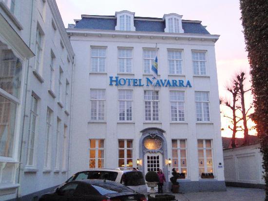 Hotel Navarra: The Navarra Hotel