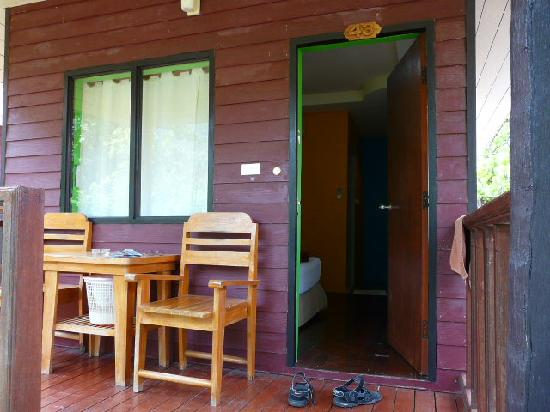 The Four Resort: superior bungalow