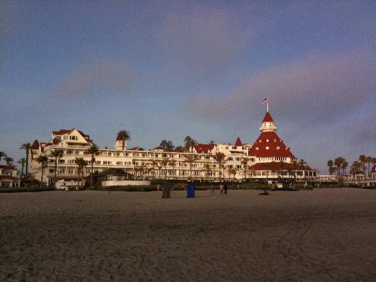 Hotel del Coronado: Perfect vacations!!