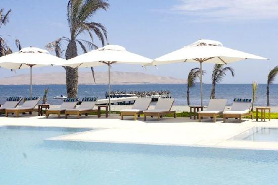 Hotel Paracas, a Luxury Collection Resort: Vista piscina familiar