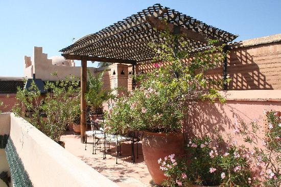 Riad Julia: La terrasse