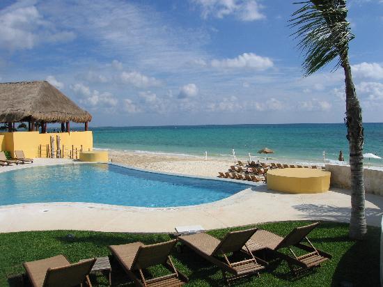 Fairmont Mayakoba: Ocean pool
