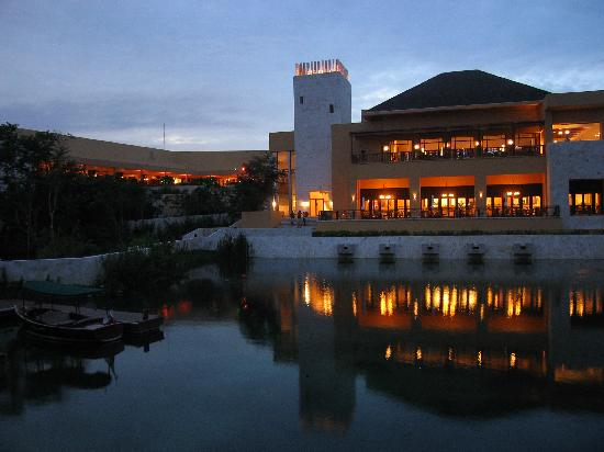 Fairmont Mayakoba: Lagoon