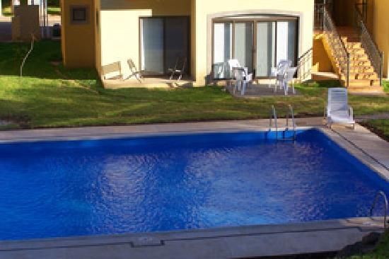 The Oaks Tamarindo: Nice lane pool.