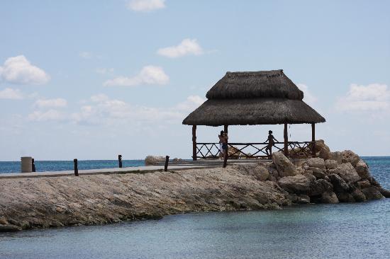 Hotel Marina El Cid Spa & Beach Resort: BOARDWALK