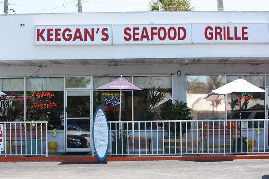Keegan S Seafood Grille Keegans