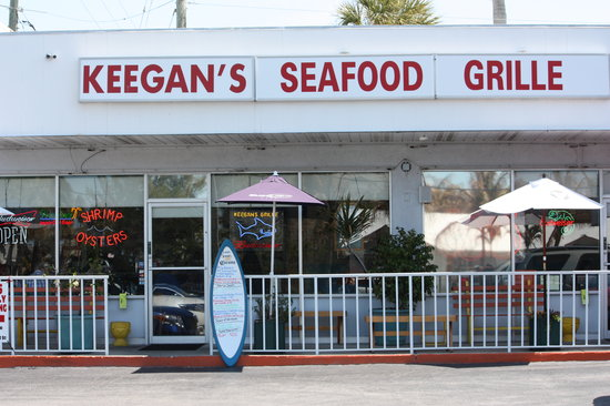 Keegan S Restaurant Indian Rocks Beach