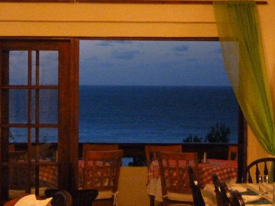 Villa Capri: View from Dining Area