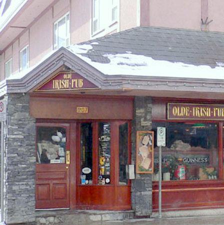 Saintt James's Gate Olde Irish Pub: Irish Pub
