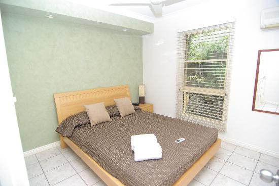 Mediterranean Resorts: one of bedrooms